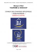Cahier des charges Hébergement-guide illustré