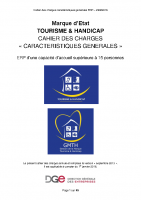 Cahier des charges – ERP