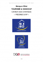 Cahier des charges – Piscines ERP