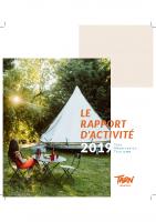 Rapport d'activités TRT 2019