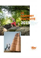 Rapport d'activités CDT 2019